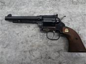 HIGH STANDARD REVOLVER DOUBLE-NINE CONVERTIBLE BLUED - 22LR, ONLY 1 CYL